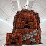 NEW Loungefly Chewbacca Bags are Fuzzy and Adorable!