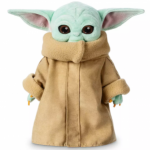 This Adorable Baby Yoda Plush Is Now Back In Stock!