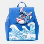 Surf's Up! New Danielle Nicole Backpacks — Featuring Stitch AND Retro Mickey — Now Available for Preorder