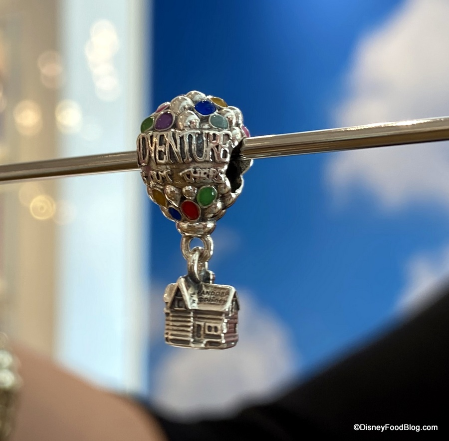 Adventure Is Out There With This New UP Pandora Charm in Disney ...
