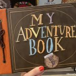 Adventure is Out There! Take a Peek Inside This Journal We Spotted in Disney World!