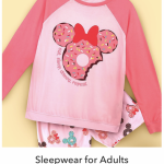 YAY! Disney's Releasing NEW Minnie Mouse DONUT PJs for Grown Ups!