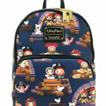 This NEW Loungefly Backpack Features An Iconic Disney Attraction!