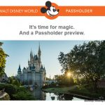 NEWS! Disney World's Annual Passholder Previews Are Already FULL!