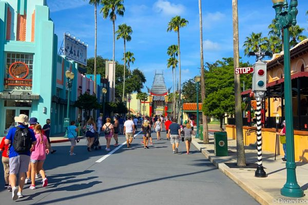 Hollywood Studios Reopening Day Wait Times in Disney World!