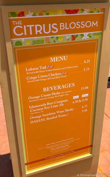 Review! The Orange Bird Sipper Is Back in EPCOT Along With Some Other Returning Festival Favorites