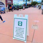 NEWS! Disney World Bans Face Masks With Valves or Holes