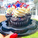 REVIEW! Celebrate the Fourth of July With a Cupcake Trio at the Grand Floridian Resort in Disney World!