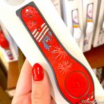New MagicBand Alert! Check Out the Mickey Americana MagicBand in Disney World!