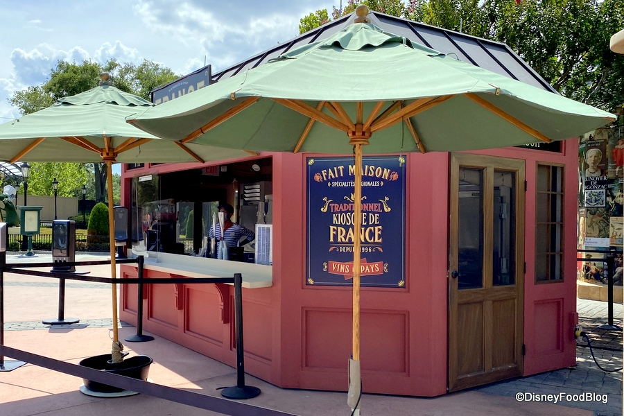 2020 Epcot Food And Wine Festival Booths Menus And Food Photos The Disney Food Blog