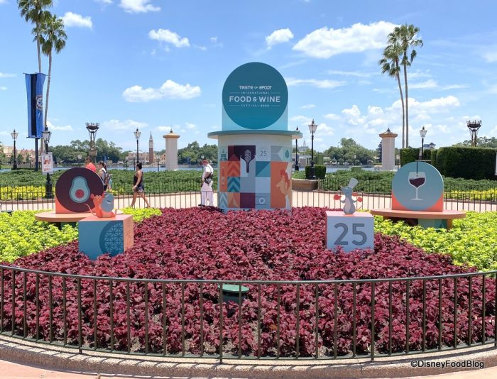 What Do You Get When You Mix Sweets With Science? THIS Epcot Food and Wine Booth!