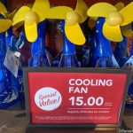 Disney's Animal Kingdom Is Now Selling Cooling Fans at a DISCOUNT!
