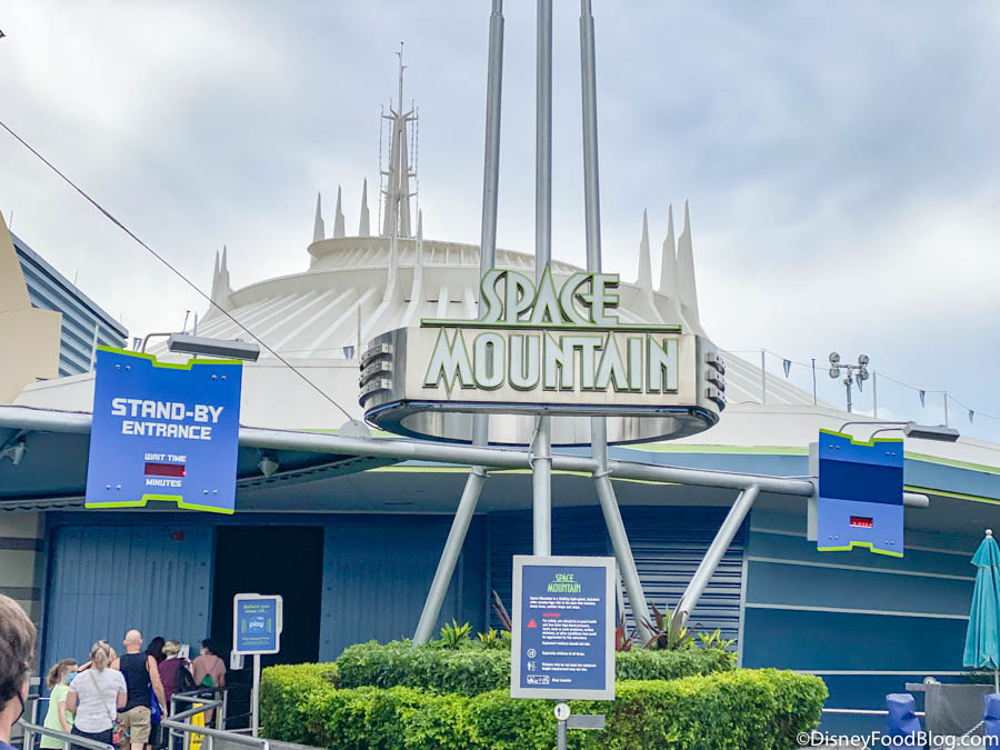 Space Mountain is Getting its own Movie!