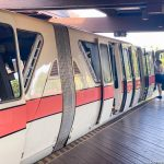 PHOTOS: Monorail Peach Has a NEW Look in Disney World!
