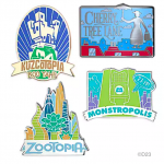 Pin Collectors, Pay Attention! You Can Score an Exclusive Disney Pin Set for FREE with This D23 Membership Deal!