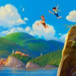 PHOTO! See the NEW Poster for Disney and Pixar's 'Luca!'