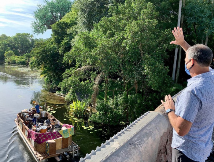 Photos! First Look Inside Disney's Animal Kingdom Before It Re-Opens Later This Week!