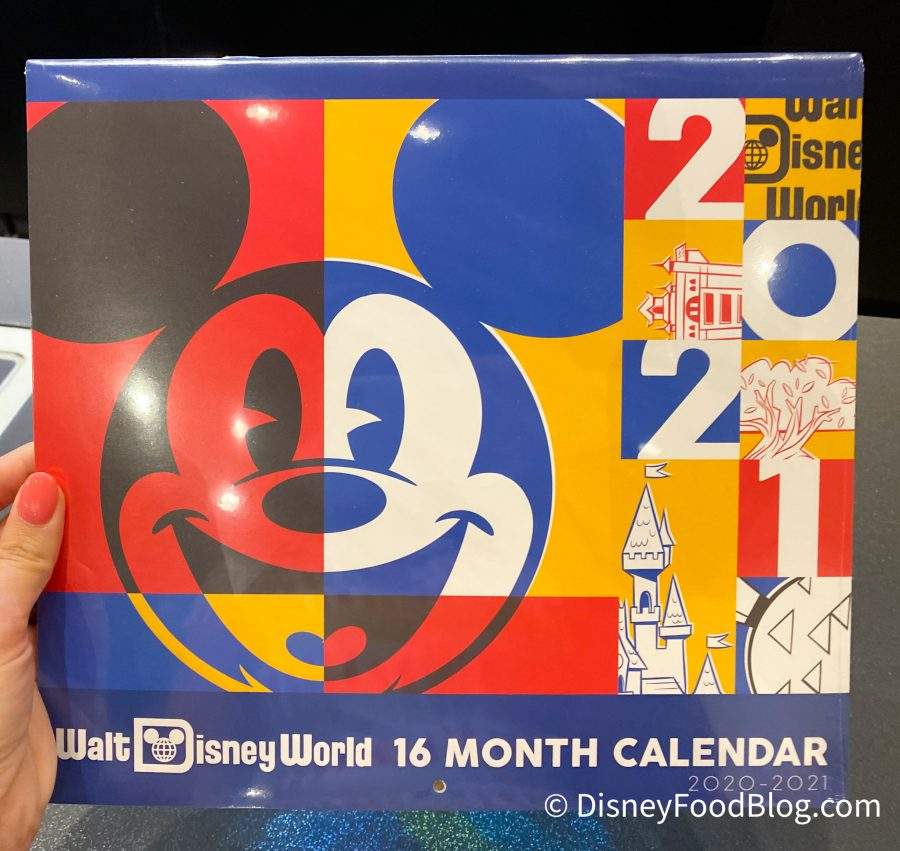 Is It 2021 Yet?! We Found a NEW Disney Parks Poster Calendar in