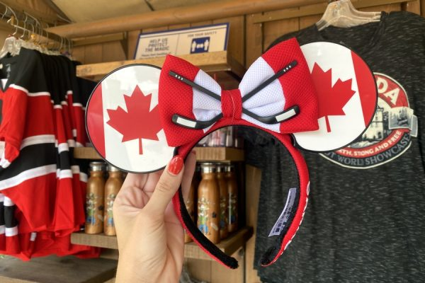 Hold the Poutine — We Just Found the CUTEST New Ears in EPCOT