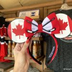 Just in Time for Hockey Season! Check Out the New Canada Tees We Spotted in EPCOT!