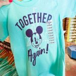 PHOTOS: Disney World Is Now Selling Official Welcome Back Merchandise!