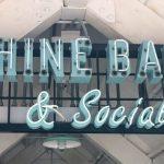 Construction Update! Homecomin's Shine Bar & Social Now Has an Actual BAR!