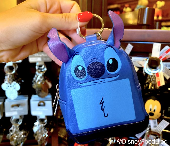ALERT! Look At These Adorable Backpack Keychains We Spotted in Walt Disney World