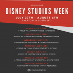 Go Behind-the-Scenes of Your Favorite Disney Movies with This Series of Live Panels!