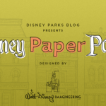 DIY Time! Build Your Own Disney Main Street, U.S.A. With PAPER!