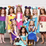 You Can Get These Disney Princess-Inspired Dresses for Under $15 for a LIMITED Time!