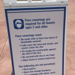 NEWS: Disneyland Has Banned Face Masks That Contain Valves