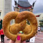 This Is the ONLY Place You Can Grab a Sweet Cream Cheese Pretzel at Disney World Right Now!