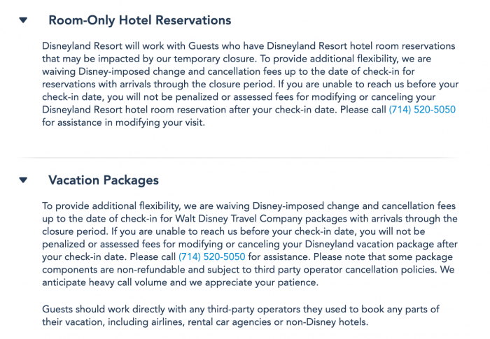 Select Disneyland Hotels Are Now Accepting New Reservations Starting August 1st