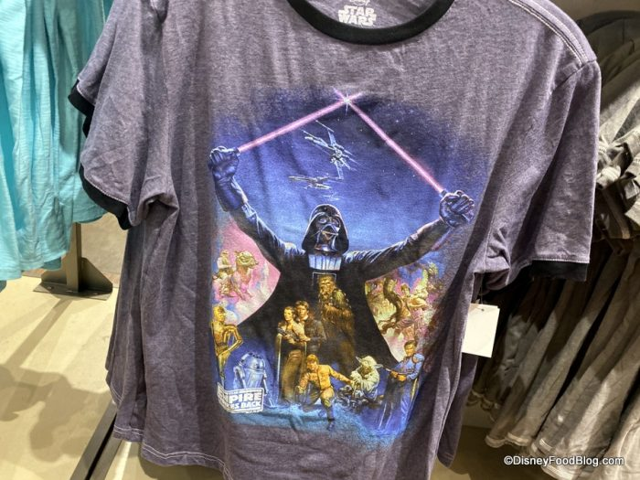 SPOTTED! NEW 'Star Wars: The Empire Strikes Back' 40th Anniversary T-Shirts in Disney World