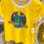 Retro Alert! We're OBSESSED With This New Pleasure Island Shirt from Disney World!