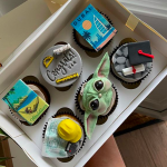 These Are Some of the Most EPIC Star Wars Cupcakes We've EVER Seen!