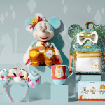 FIRST LOOK at the NEW Dumbo the Flying Elephant Minnie Mouse: Main Attraction Collection