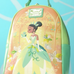 Sneak Peek!! Go Down the Bayou With This NEW Disney Princess and the Frog Loungefly!