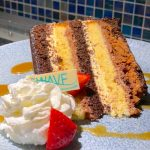 SECRET MENU ALERT: An Exclusive 7-Layer Cake Is Now At A New Disney World Restaurant!