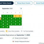 Labor Day Weekend Park Pass Reservations Are Filling Up FAST in Disney World