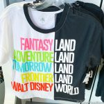 Can't Decide on Your Favorite Land in Disney World?! These NEW Tees Let You Rep Them ALL!