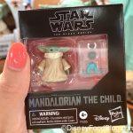 Baby Yoda: He Attack, He Snack, He Shrank? We Found the TINIEST Baby Yoda Toy in Disney World!
