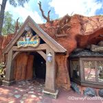 PHOTOS! The Windows of This Splash Mountain Gift Shop Are Covered Up in Disney World