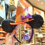 ANOTHER Pair of Spooky Minnie Ears Have Arrived in Disney World!