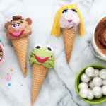Turn Your Favorite Muppets Characters Into Fun Ice Cream Cones with These Recipes