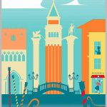 HURRY! Disney Just Released Another Round of Limited Edition EPCOT Pavilion Posters Online!