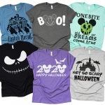 ONLY A FEW HOURS LEFT! Look Too-Cute-To-Spook in These Disney Halloween Shirts!