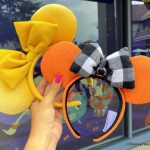 Heads up! Two Pairs Of Disney's FALL Minnie Ears Are Now Online!