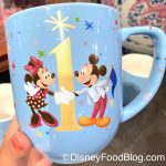 It's Never Too Late To Celebrate! Shanghai Disney Resort's First Anniversary Merchandise Has Made Its Way to EPCOT!