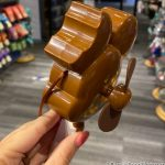 Snack Merch ALERT! There's a NEW Mickey Premium Ice Cream Bar FAN in Disney World